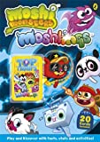 Moshi Monsters (Top Trumps) Moshlings Play and Discover