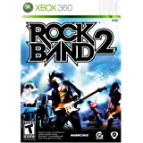 Rock Band 2 - Xbox 360 (Game only)