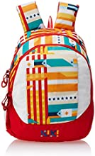 Wildcraft Wiki Daypack 14 liters Red Casual Backpack (8903338048817)