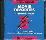 echange, troc Various - Essential Elements Movie Favorites - Accompaniment CD
