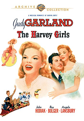 DVD : Harvey Girls