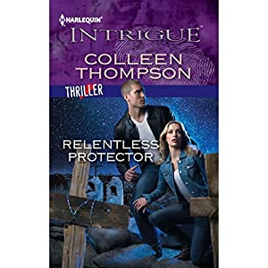 Relentless Protector Audiobook