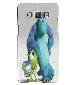 Citydreamz Back Cover for Samsung Galaxy A3