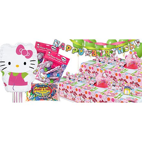 Hello Kitty Ultimate Party Kit