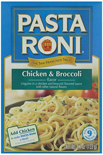 Pasta Roni Chicken & Broccoli Flavor, 4.7 oz