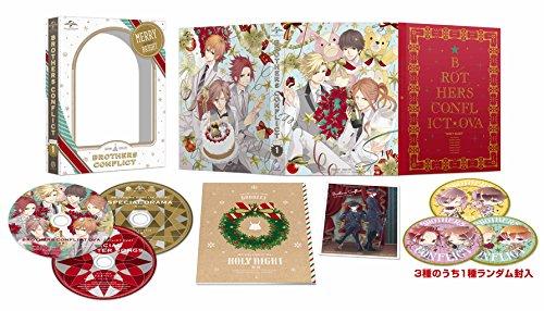 OVA「BROTHERS CONFLICT」第1巻(聖夜)豪華版 初回限定生産 [DVD]