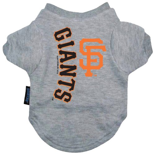 Hunter MFG San Francisco Giants Dog Tee, Small (Sf Giants Jersey Custom compare prices)