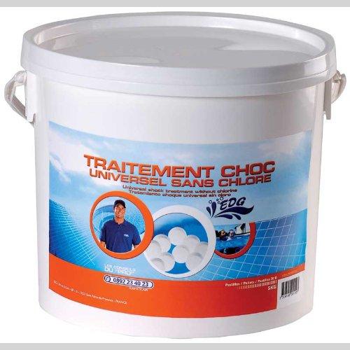 Traitement choc sans chlore Oxygène actif 200102 EDG