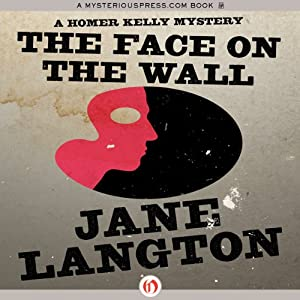 The Face on the Wall | [Jane Langton]