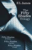 from E L James Fifty Shades Trilogy: Fifty Shades of Grey / Fifty Shades Darker / Fifty Shades Freed