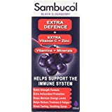 Sambucol 120ml Extra Defence