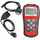 ConPush MS509 OBDII OBD2 Code Reader Scanner EOBD Scan Tool Interface Check Engine Auto Vehicle Car Diagnostic