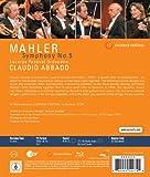 Image de Abbado Conducts Mahler: Symphony 5 [Blu-ray]