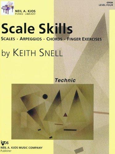 GP684 - Scales Skills Level 4