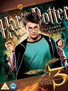 Harry Potter and the Prisoner of Azkaban (Ultimate Edition) - Double Play (Blu-ray + DVD) [2011] [Region Free]