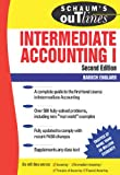 img - for Schaum's Outline of Intermediate Accounting I , 2ed book / textbook / text book