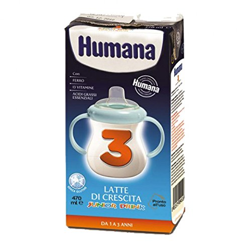 Humana Junior Drink Ml.470