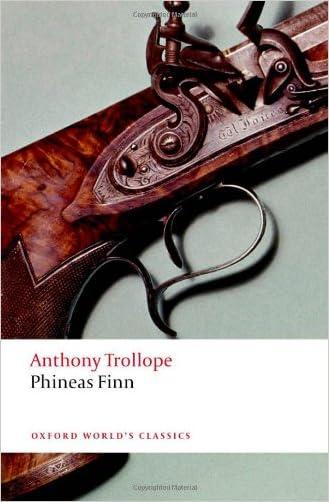 Phineas Finn (Oxford World's Classics)