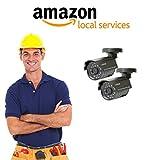 Home Surveillance Camera Install - 2 to 4 Cameras