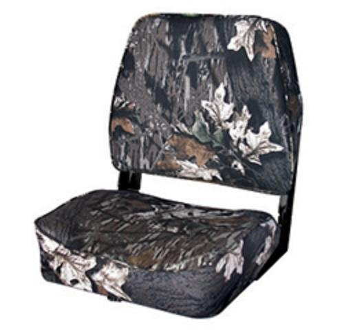Wise Hunting/Fishing Fold-Down Seat  (Mossy Oak