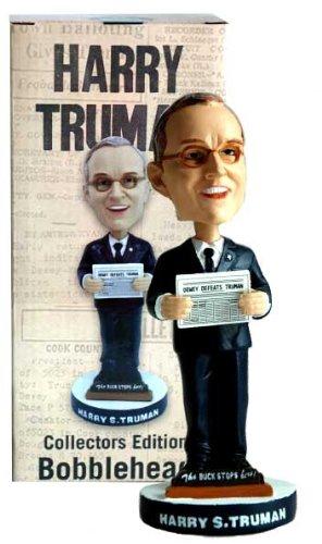 Pres. Harry Truman Bobblehead