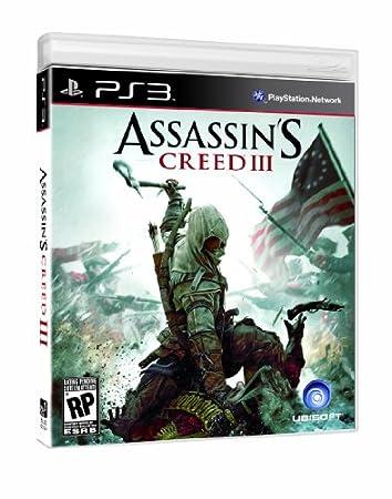 PS3 Assassin's Creed 3 - Trilingual