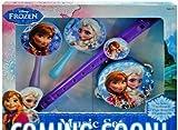 Disney Frozen Music Set (flute , maracas, tambourine)