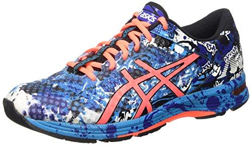 asics-gel-noosa-tri-11-mens-competition-running-shoes-blue-island-blue-flash-coral-black-4006-95-uk-