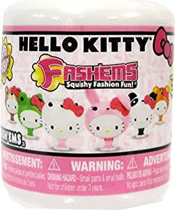 Hello Kitty Fash'Ems Series 2 Hello Kitty Fash'Ems Mystery Capsule Pack