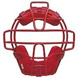 ZETT(ゼット) 少年野球 軟式 キャッチャー マスク BLM7111 レッド