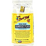 Bob's Red Mill Brown Rice Flour, 24-Ounce(Pack of 4)