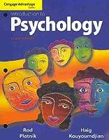 Cengage Advantage Books Introduction to Psychology by Plotnik