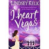 I Heart Vegasby Lindsey Kelk