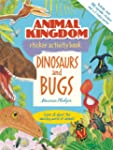 Animal Kingdom Sticker Book: Dinosaur...