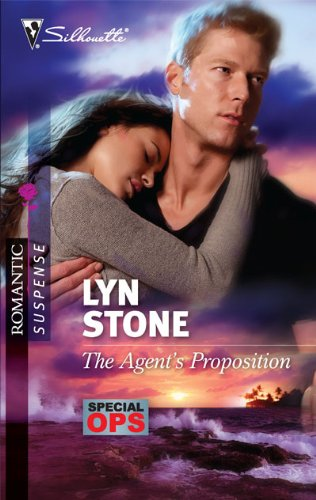 Image of The Agent's Proposition (Silhouette Romantic Suspense)