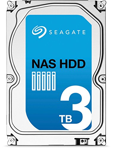 Seagate Sata NAS Enterprise (ST3000VN000) 3 TB Internal Hard Disk