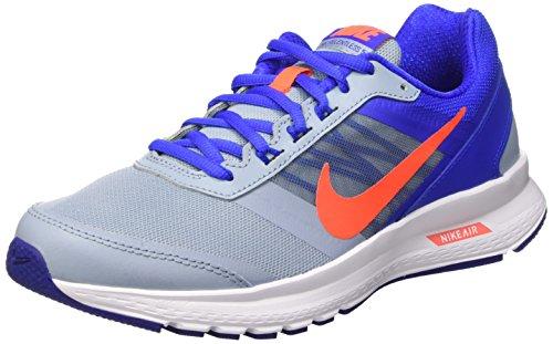 Nike Air Relentless 5 Scarpe da corsa, Uomo, Multicolore (Bl Gry/Ttl Crmsn-Rcr Bl-Dp Ryl), 41