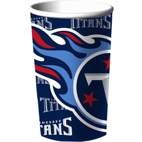 Tennessee Titans 22oz Favor Cup - 1