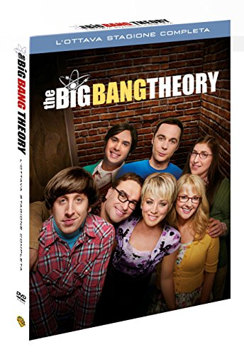 The Big Bang Theory - Stagione 08 (3 DVD)