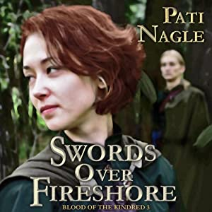 Swords Over Fireshore | [Pati Nagle]