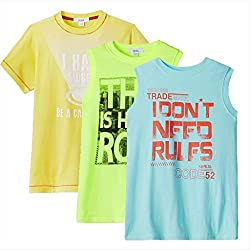 Sera Premium Sueded Pack of 3 Graphic Tee