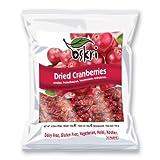Oskri Dried Fruit, Cranberries, 3.53-Ounce Bags (Pack of 12) ~ Oskri