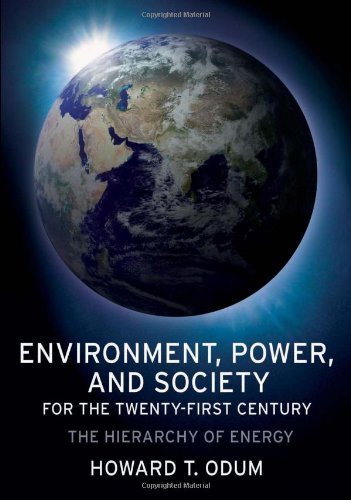 Environment, Power, and Society for the Twenty-First...