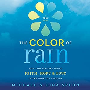 The Color of Rain Audiobook