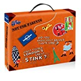 Lonely Planet Not For Parents London & Paris Box Set: Everything you ever wanted to know