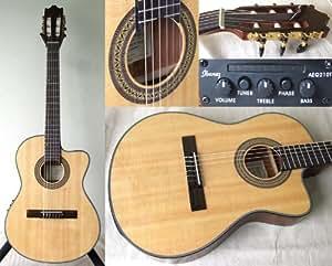 Ibanez アイバニーズ / GA37STCE NT エレガット クラシックギター GA-37STCE