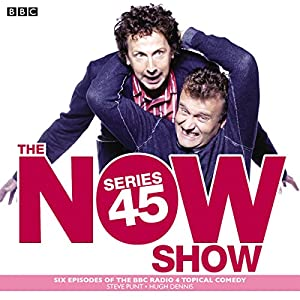 The Now Show: Series 45 Radio/TV Program