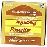 PowerBar Performance Energy Bar, Chocolate Peanut Butter, 2.29-Ounce Bars (Pack of 24)