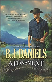 BookTrib Blog Tour Spotlight: Atonement by B.J. Daniels
