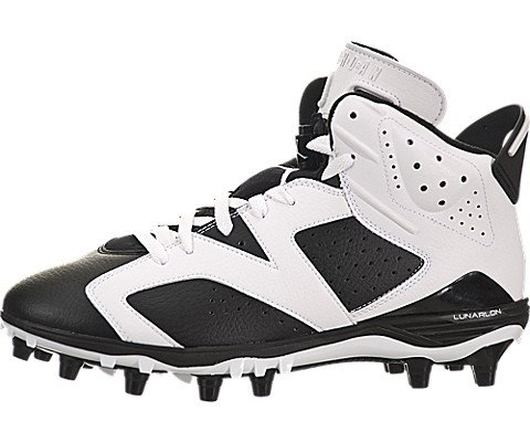 Images for Air Jordan 6 Retro TD - Black / White, 9 D US